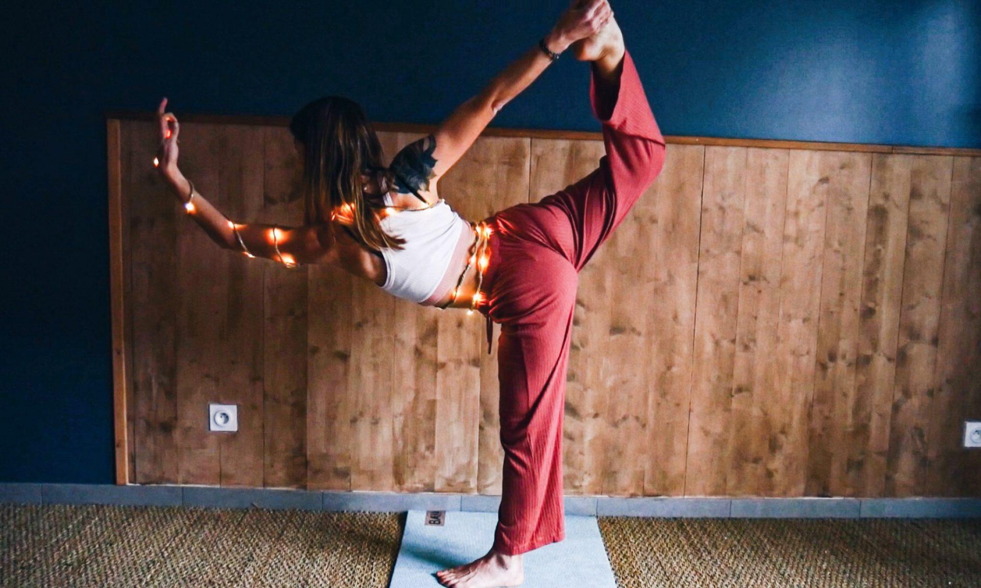 Yoga . Sport, aventures et partage 😃